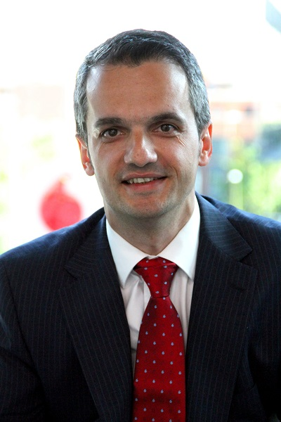Ismael Asenjo, director general de Tecnología de Vodafone España.