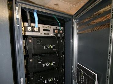 Tesvolt garantiza un suministro eléctrico constante con Rittal