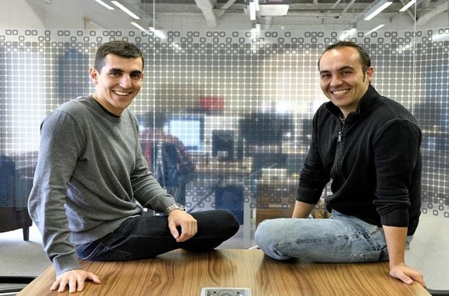 Los fundadores de la plataforma