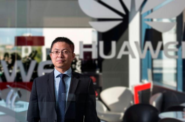 """Tony Jin Yong, CEO de Huawei España: """"Estamos siendo utilizados como ficha de negociación de un conflicto geopolítico"""""""