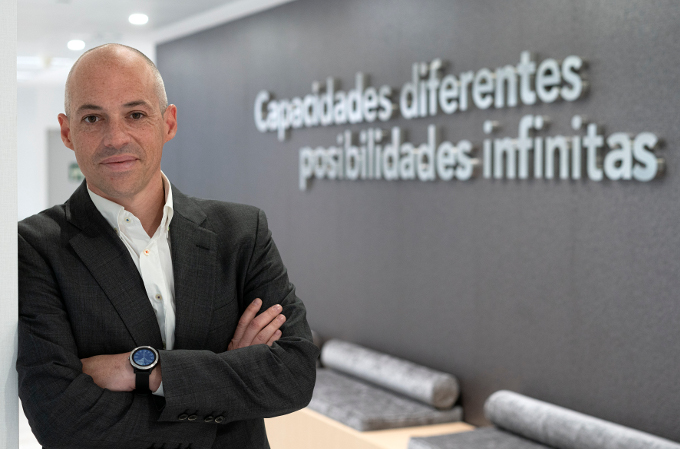 Juan Manuel Caballero, CIO de Ilunion.