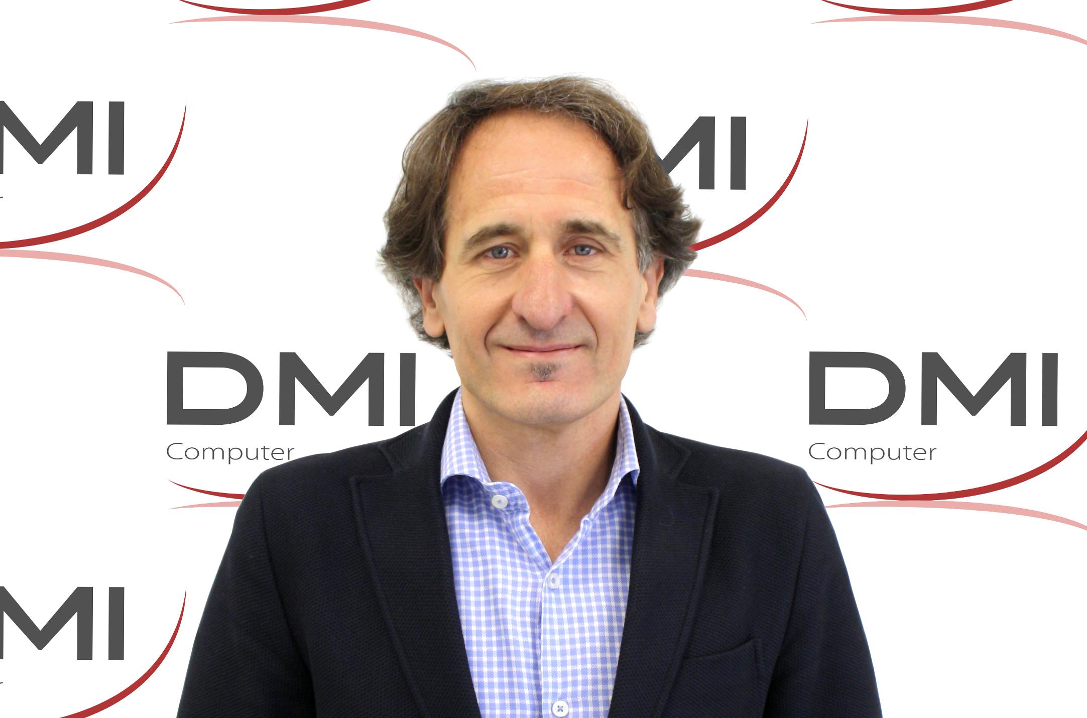 Emilio Sánchez-Clemente, CEO de DMI.