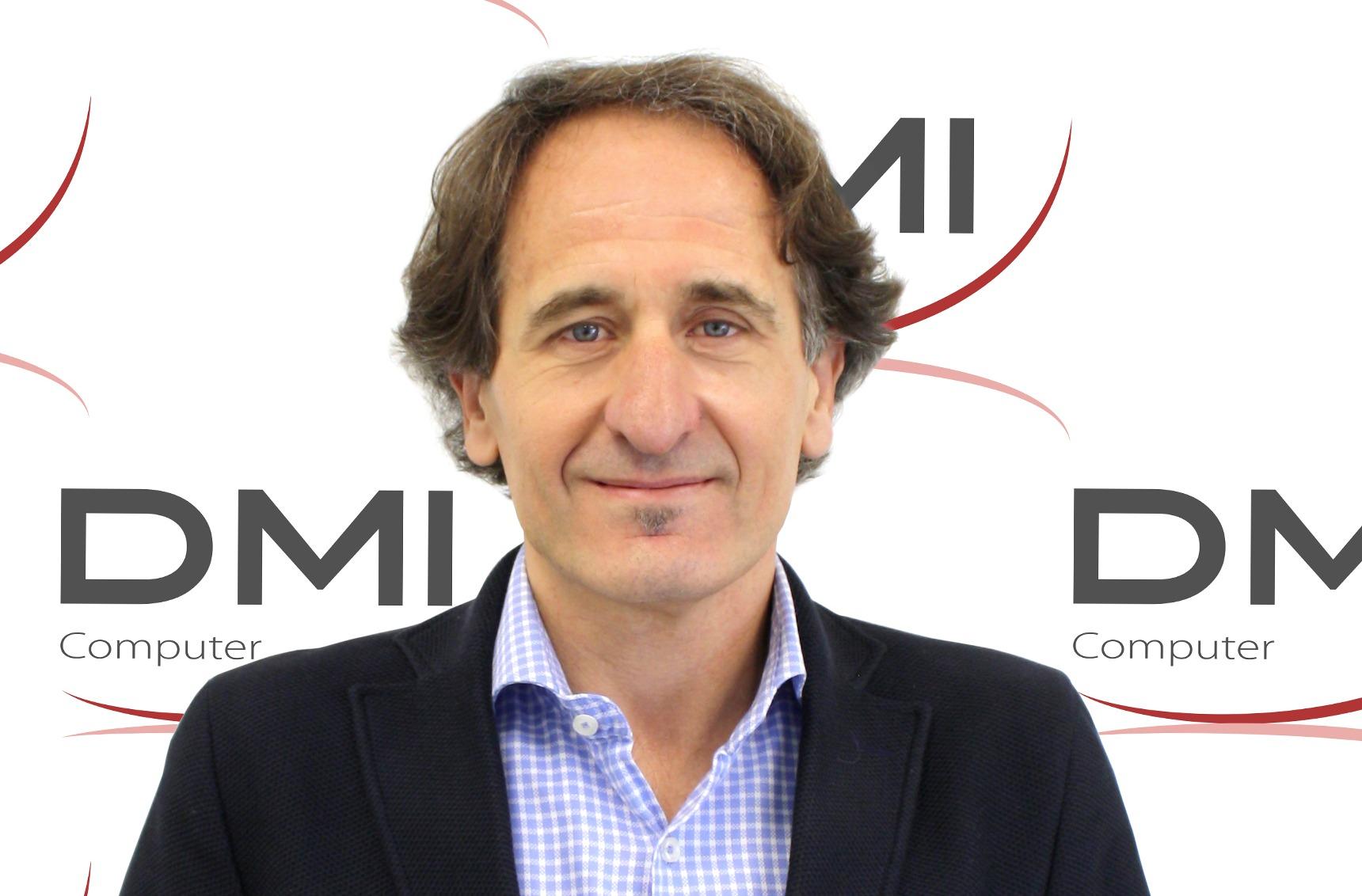 Emilio Sánchez-Clemente, de DMI.