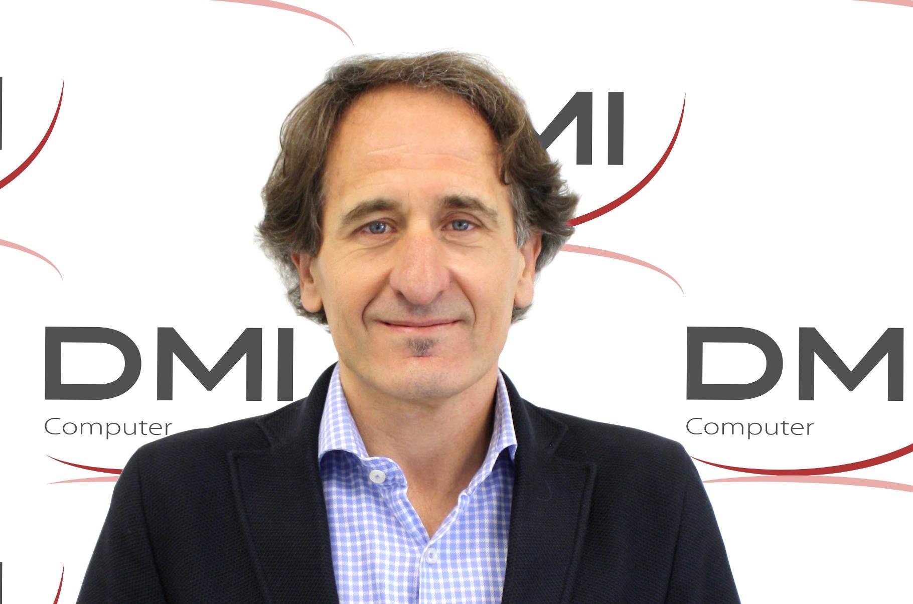 Emilio Sánchez-Clemente, gerente de DMI.