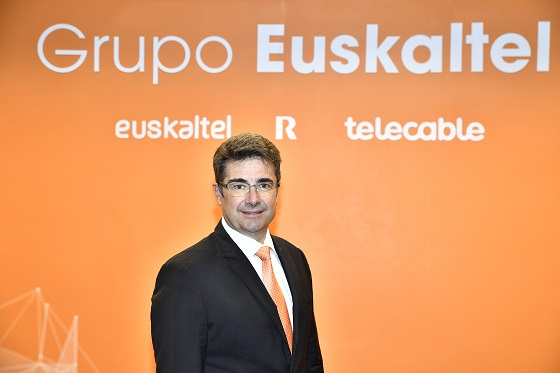 José Miguel García, nuevo consejero delegado de Euskaltel