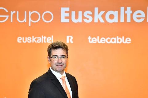 El consejero delegado de Euskaltel compra 200.000 euros en acciones de la operadora.
