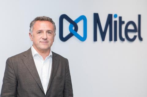 Juan Carlos Muñoz, director de canal de Mitel.