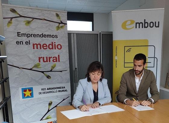 Em- pulsa, la iniciativa de Embou y RADR para los emprendedores rurales