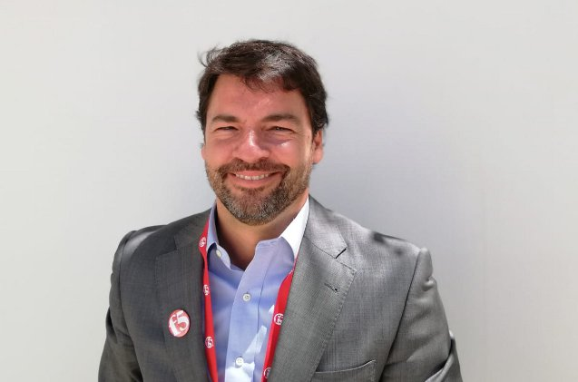 Luis Miguel Cañete, channel manager de F5 Networks