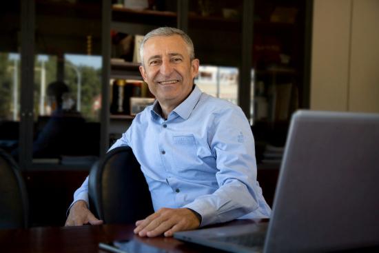 Juan José Contell, CEO de Infortisa.