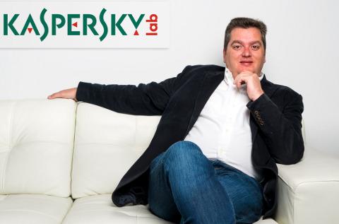 Alfonso Ramírez, director general de Kaspersky Iberia.