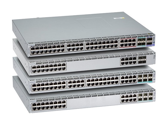 Serie 720XP de Arista Networks.