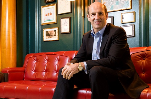 Adam Warby, actual CEO de Avanade