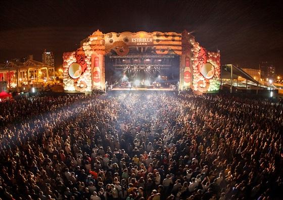 El Cruïlla, primer festival europeo 5G