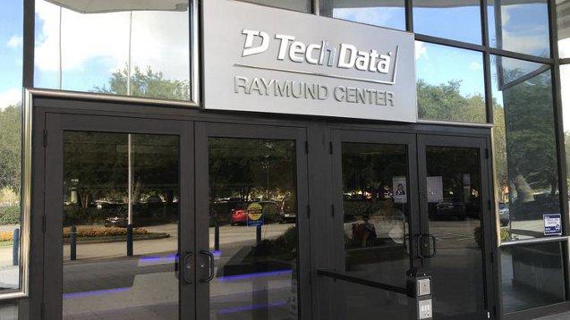 Oficinas centrales de Tech Data.