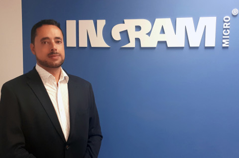 Juan José González, de Ingram Micro Services Spain.