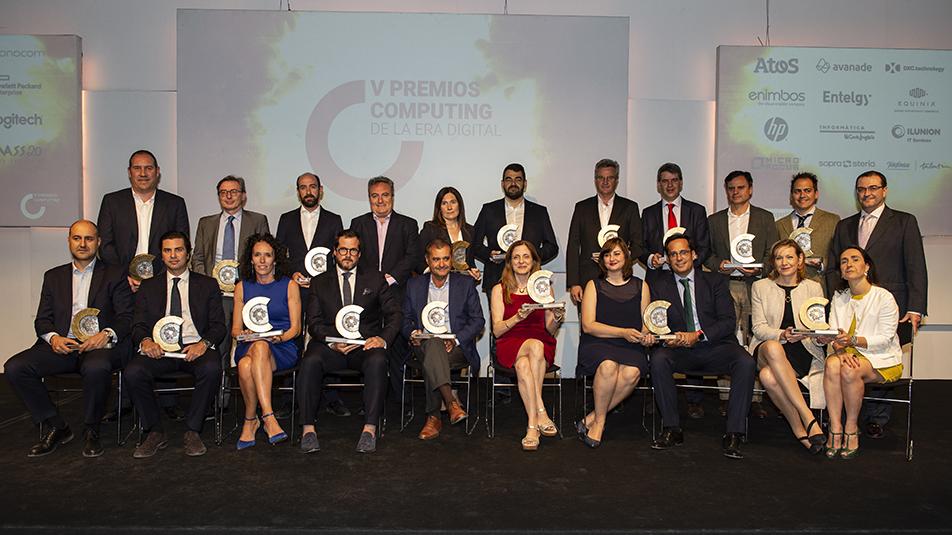 V edición de los premios de la Era Digital de Computing