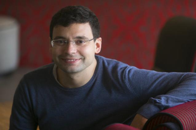 Orio Fuertes, fundador de Qida