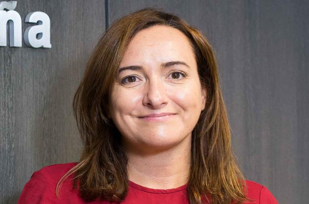 Noemí Sanchidrián, directora de canal de Esri.