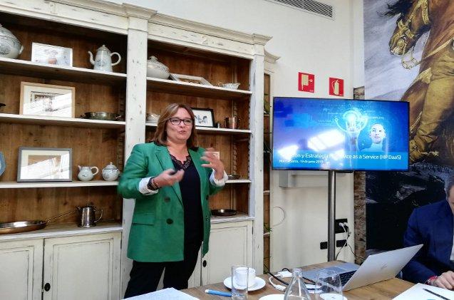 Montse Serra, directora de soluciones para empresas de HP Iberia
