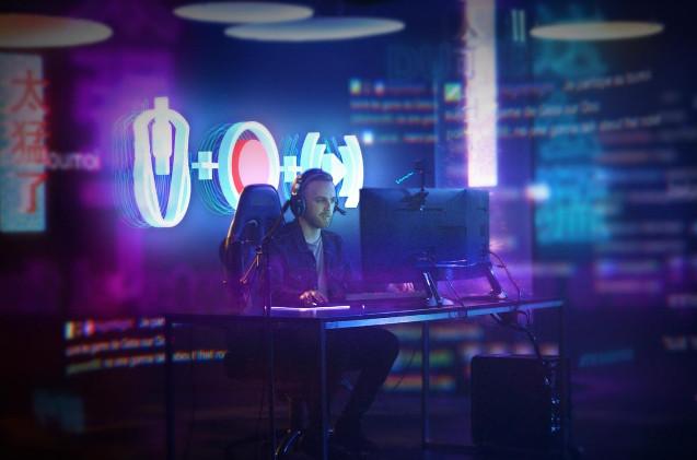 El gamer español no es un personaje solitario, según Intel.