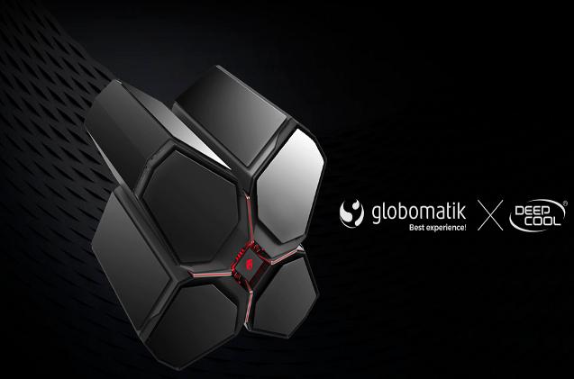 Globomatik firma con Deepcool