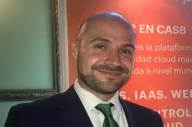 Javier Campo Azofra, Netskope