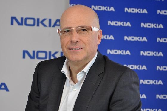 Ignacio Gallego, presidente de Nokia Spain.