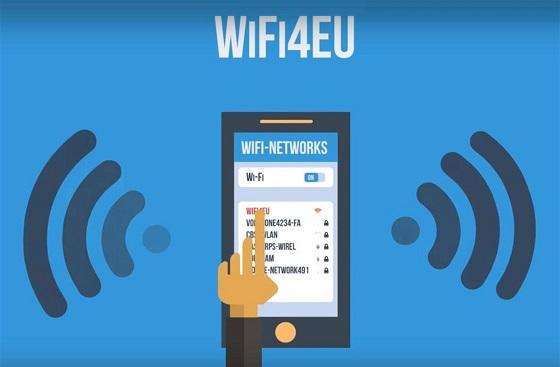 510 ayuntamientos españoles han sido beneficiados del segundo paquete de ayudas WiFi4EU