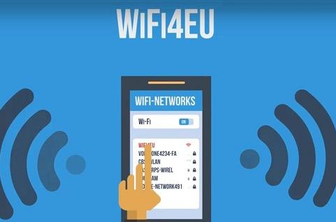 Tercera convocatoria de WiFi4EU.