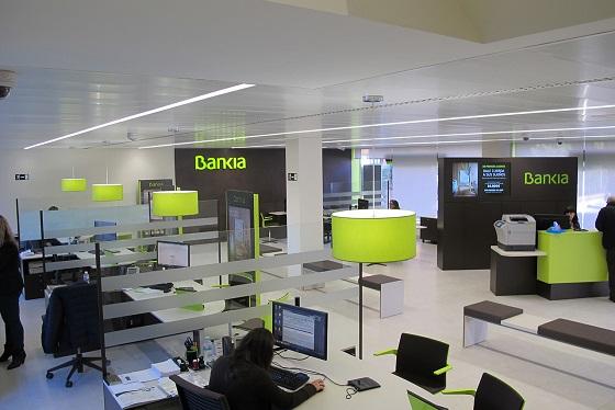 Bankia digitaliza el puesto de trabajo de 16.000 empleados.