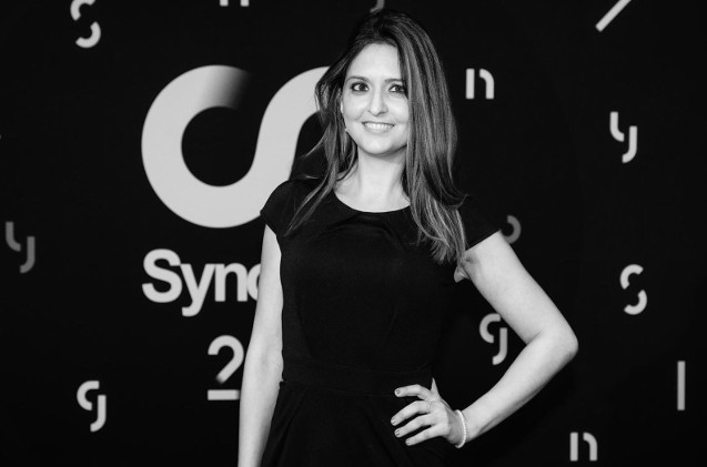 Alexandra Bejan, Directora de Marketing de Synology Francia.