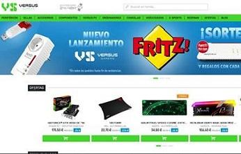 Versus Gamers incorpora los routers Fritz! a su catálogo.