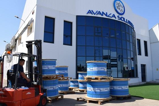 Avanza comienza el despliegue de fibra en Valencia y Alicante.