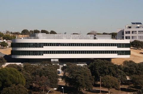 Edificio del Instituto IMDEA Software