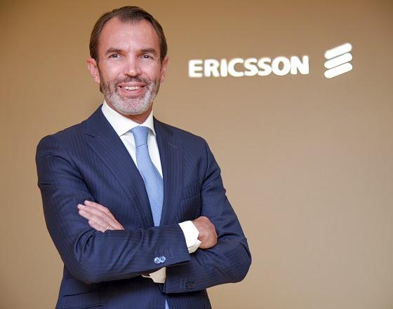 José Antonio López, CEO de Ericsson en España.