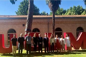La Universidad de Castilla-La Mancha y Tecnobit-Oesía investigarán sobre las futuras radios SDR.