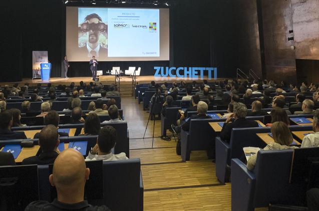 Reunión de Zucchetti en España.