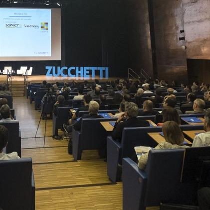 Zucchetti crecerá este año gracias al canal