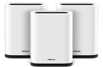 Nokia actualiza su portfolio Wi-Fi para el hogar.