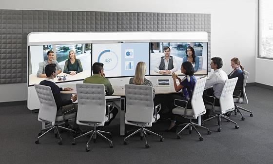 VaaS y USB impulsan el mercado de videoconferencia y colaboración