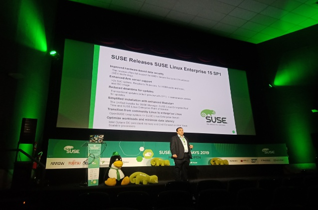 Suse Expert Days