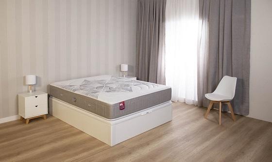 Este colchón inteligente ofrece recomendaciones para que el usuario mejore su experiencia de descanso.