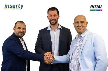 Inserty, nuevo Certified Partner del Programa Global de Partners de TI de Rittal