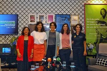 El Club de Malasmadres y Movistar analizan el uso de tecnologías en las familias españolas.