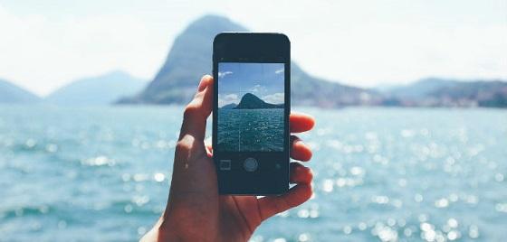 Recomendaciones de Samsung sobre el móvil en vacaciones.