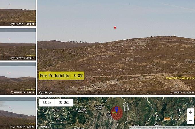 Bee2FireDetection combina con Watson para detectar los incendios