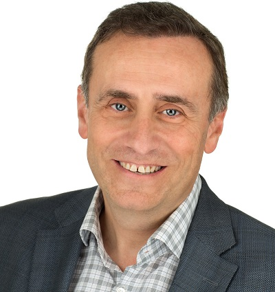 David Gozalo, VP South Region de Zebra Technologies.