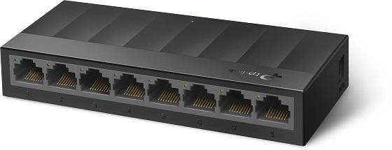 Nuevo switch TP-Link LS1008G.