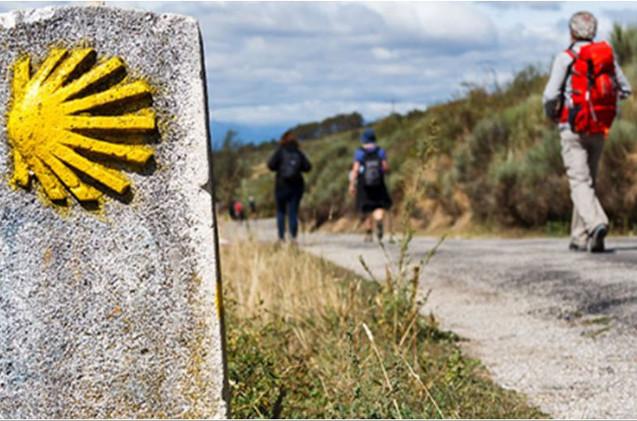Camino de Santiago.